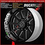Klebestreifen für Innen von Rädern Ducati Monster Multistrada Hypermotard, Code Modell 0224