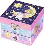 Prinzessin Lillifee Spieluhr und Schmuckkästchen Melodie: Guter Mond Du gehst so Stille