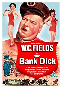 The Bank Dick [1940] [DVD]