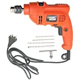 #3: Black & Decker KR504RE 500-Watt 10mm Keyed VSR RBS Hammer