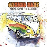 Canned Heat - Sunset And The Boogie - 180 Gr. Purple Marble Limitiert [Vinyl LP]