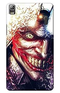 iessential joker batman Designer Printed Back Case Cover for Lenovo K3 Note