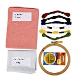 #9: Embroidery Kit with 6