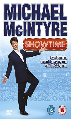 Michael McIntyre: Showtime (DVD + UV Copy) [UK Import] (Michael Mcintyre Dvd)