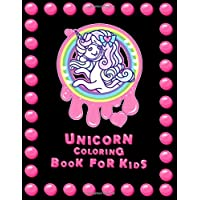 Unicorn Coloring Book for Kids: coloring book for Kids , Cute Unicorn Activity Book for Kids, girls, boys, teen, k-3, k-4, children, students. Unicorn ... Workbook, drawing.  unicorn coloring book set