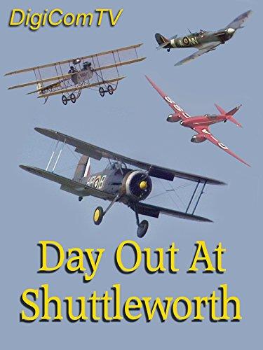 Day Out at Shuttleworth [OV] (Bristol Hurricane)