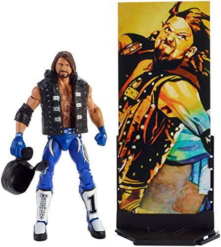 WWE Figura Elite Wrestlemania, Roman Reigns (Mattel FMG40)