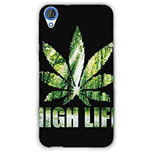 EYP Weed Marijuana Back Cover Case for HTC Desire 820 Dual Sim