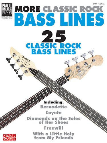 A-line Classic Rock (More Classic Rock Bass Lines)