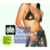 Ministry Of Sound - The Annual Spring 2001