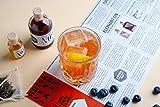Gin Cocktail Geschenk-Set für 6 feine Gin & Tonic Interpretationen | Probier-Set mit ELEPHANT GIN & SLOE GIN aus Hamburg - 4