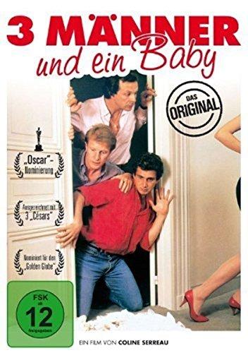 Bild von Drei Männer und ein Baby