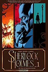 Sherlock Holmes: Trial of Sherlock Holmes HC (Sherlock Holmes (Dynamite Entertainment)) by Leah Moore (2009-11-19)