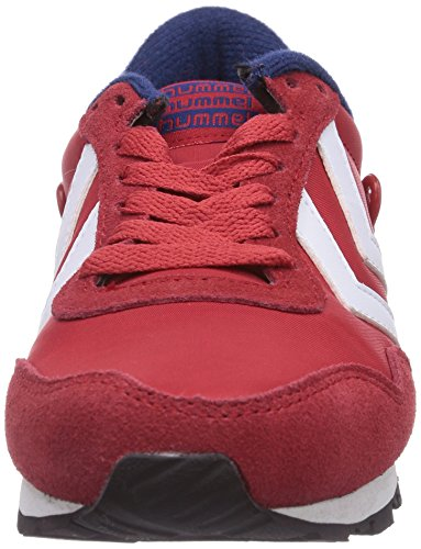 Hummel - Hummel Reflex Lo, Sneaker basse Unisex - Adulto Rosso (Rot (Ribbon Red 3425))