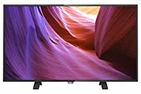 "Philips 4000 series 49PUH4900 49"" 4K Ultra HD Black - LED TVs (4K Ultra HD, A, 16:9, 4:3, 16:9, Zoom, 3840 x 2160, Black)"