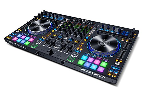 DENON DJ MC7000 - Contrôleur 4 voies + 2 cartes son