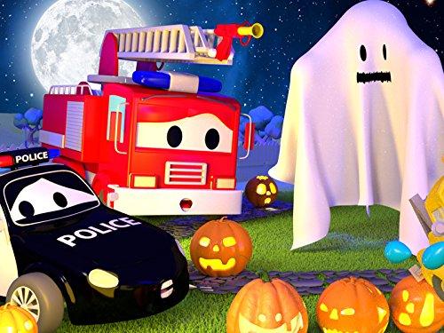 Halloween Der verschollene Pickup Truck/Der Geist