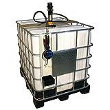 Lube-Station AF-IBC-1000-4 für Frostschutz für 1000 l IBC-Container mit 4 Schlauch