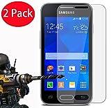 2 Pack - Samsung Galaxy Trend 2 Lite Verre Trempé, Vitre Protection Film de...