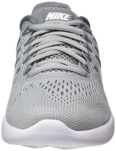 Nike Damen Lunarglide 8 Laufschuhe Grau (WOLF GREY/WHITE-COOL GREY 002)