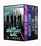 The Distort Arc: Cape High Books 1-4 (Cape High Series Omnibus Book 1) (English Edition)