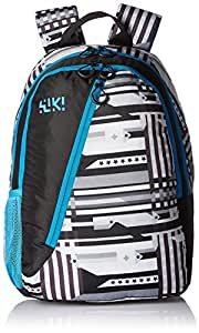 Wiki by Wildcraft 28 liters Black Casual Backpack (8903338045601)