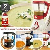 Soupe Maker Prepa Quick Noir