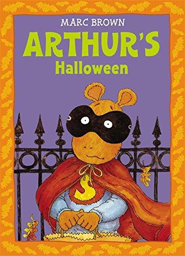 Arthur's Halloween: An Arthur Adventure (Arthur Adventures)