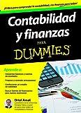 Contabilidad y finanzas para dummies by Oriol Amat(2012-03-01)