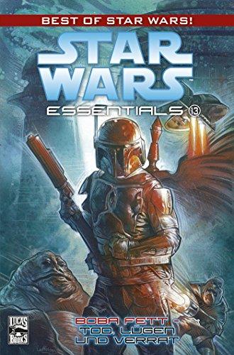 Star Wars Essentials, Band 13 - Boba Fett - Tod, Lügen und (Clone Star Boba Wars Fett Wars)