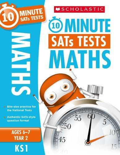 10-Minute SATs Tests for Maths - Year 2
