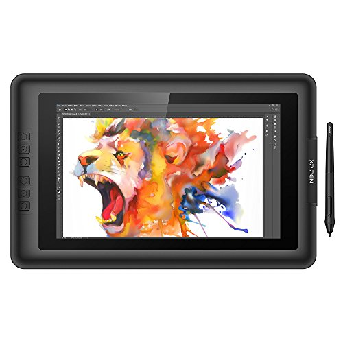 XP-PEN Artist 13.3 Grafiktablett Grafikmonitor Pen Display Pen Tablett Drawing Pen Tablet Version 2(13.3)