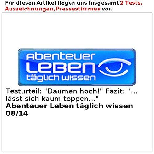 infactory Wassertrampolin: 4in1-Trampolin für Wasser und Garten (Aufblasbares Trampolin) - 6