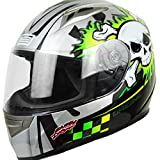 Origine Helmets Tonale Combat, Grigio Lime, M
