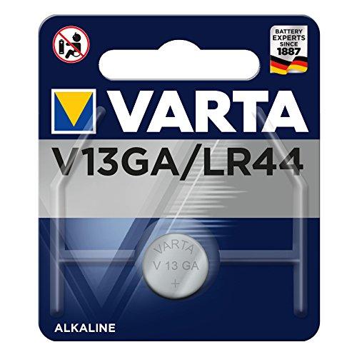 Varta 4276101401 Electronic Batterie V13GA LR44 (1er Pack)