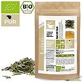 NATÜRLICH TEE - CHINA PAI MU TAN BIO - WEISSER TEE BIO / Biotee, White Tea Organic - 100G
