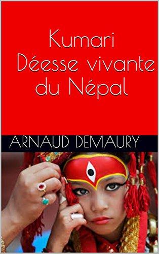 Couverture du livre Kumari Déesse vivante du Népal