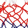 Broadroot est ndar 3 mm Hilo de Nylon Durable al aire libre o interior borde de baloncesto 12 loops 39 cm Longitud