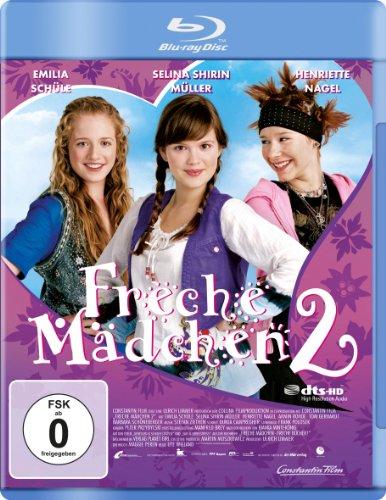 Bild von Freche Mädchen 2 [Blu-ray]