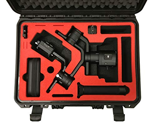 MC-CASES ® DJI Ronin S Koffer - 3 Achsen verstellbar - Professioneller Transportkoffer Made in Germany