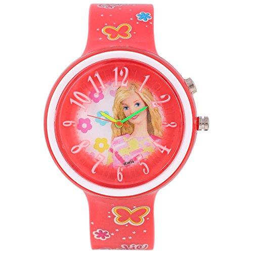 Devars H3034-RD-BARBIE-3 Fashion Analog Watch For Girls