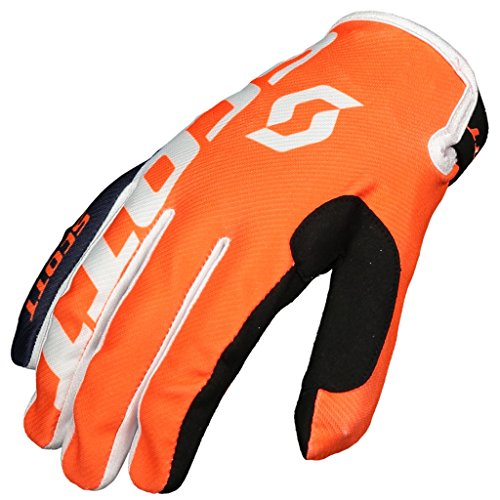 SCOTT 350 A2 Motocross Cross Offroad Enduro Downhill MTB ATV MX SX Handschuhe Orange (S)