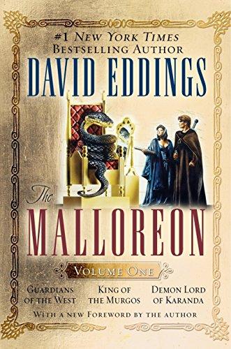 The Malloreon: 1 por David Eddings