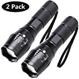 LED Torches, Aomees Cree Hand Torch Led Super Bright Powerful Torch for Camping