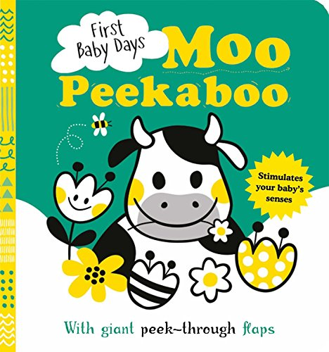 First Baby Days: Moo Peek-A-Boo