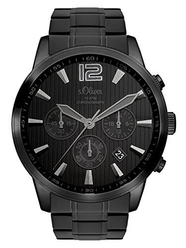 Reloj s.Oliver Time - Hombre SO-3337-MC