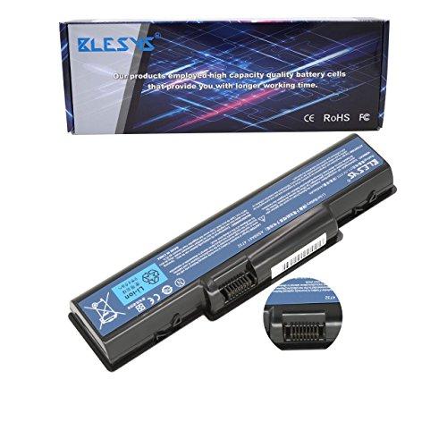 BLESYS Laptop Akku Ersatz für PACKARD BELL EasyNote TJ61 TJ62 TJ63 TJ64 TJ66 TJ66 TJ67 TR81 TR82 TR88 TR85 TR86 TR87 Serie Notebook Batterie MS2268 MS2273 MS2274