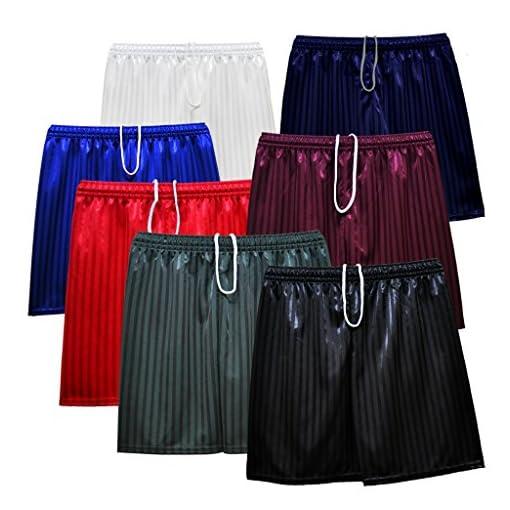 Shadow-Stripe-Gym-Sports-Games-School-PE-Shorts-Unisex