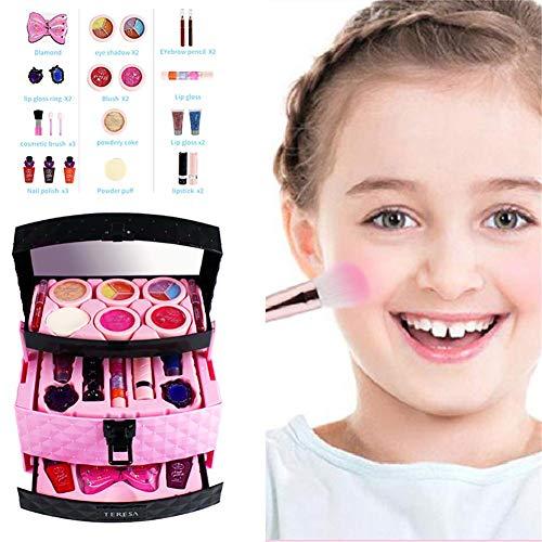 Blinkende Sterne, 23 Stück, für Kinder, Kosmetik-Spielzeug, Prinzessinnen-Spielhaus