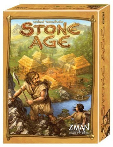 Z-Man Games 71260 - Stone Age Brettspiele (Zman Games)